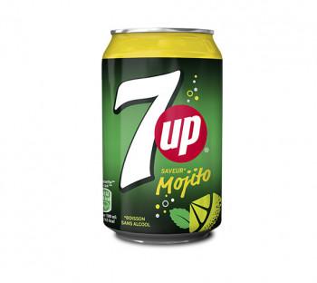Seven Up Morito 33cl