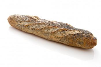 Baguette au pavot